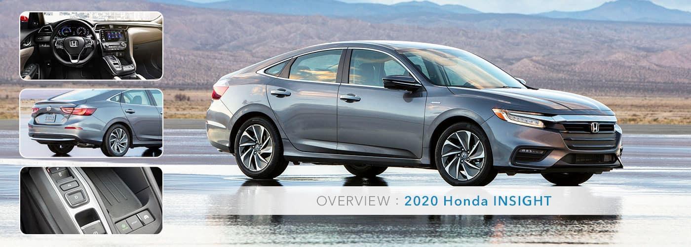 Honda Insight Model Review