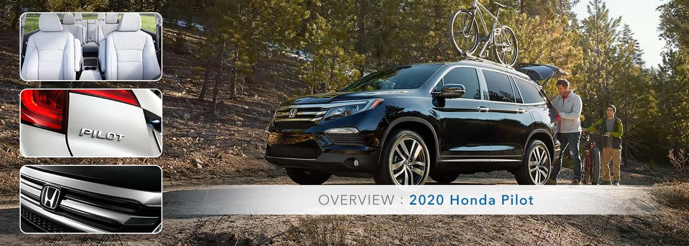 2020 Honda Pilot Model Overview at Germain Honda of Ann Arbor