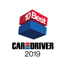 Car and Driver's 10Best 2020