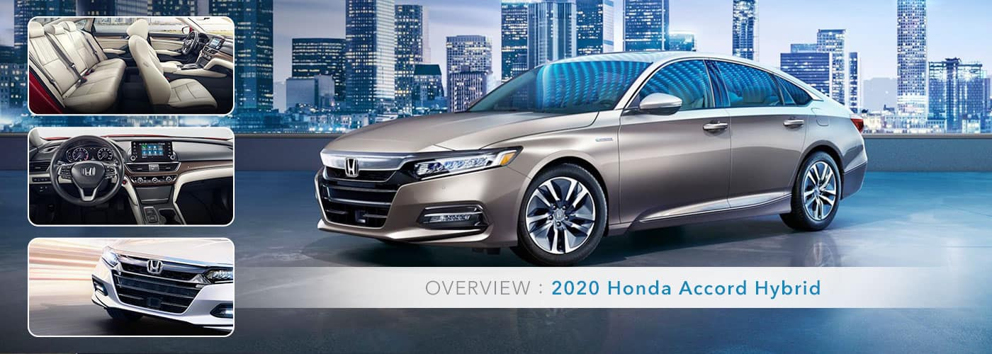 2020 Honda Accord Hybrid Model Overview at Germain Honda of Ann Arbor