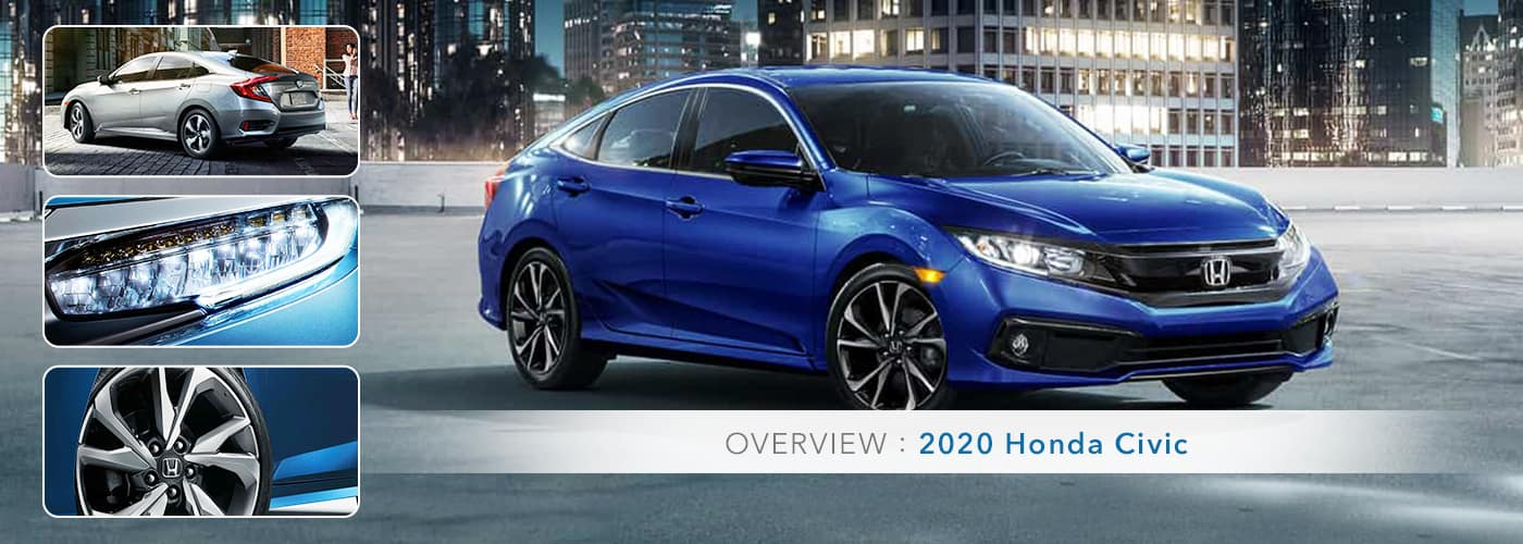 2020 Honda Civic Sedan Model Review at Germain Honda of Ann Arbor