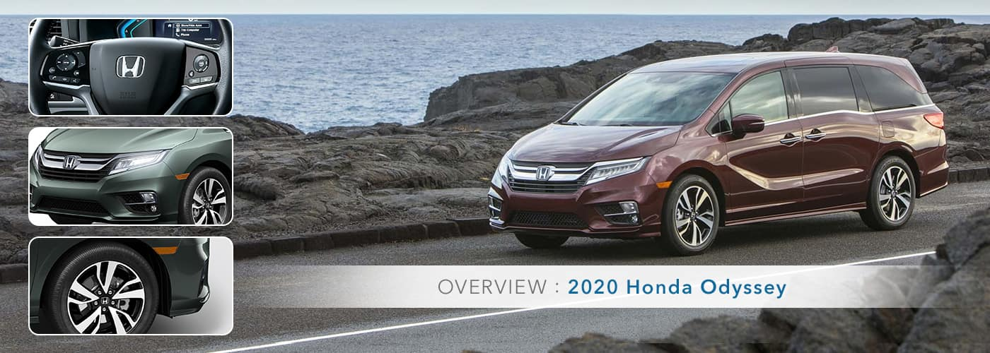 2020 Honda Odyssey Review Ann Arbor Michigan