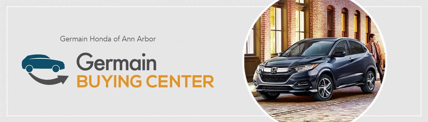 Germain Buying Center at Honda of Ann Arbor