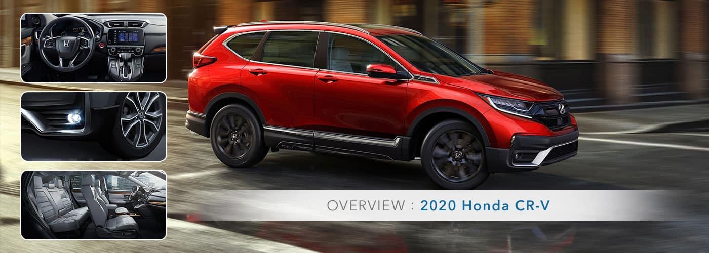 2019 Honda CR-V Review Ann Arbor Michigan