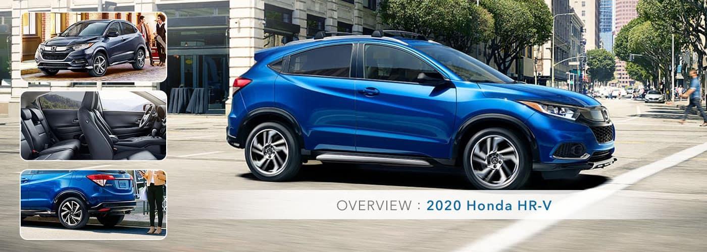 2020 Honda HR-V Review Ann Arbor Michigan