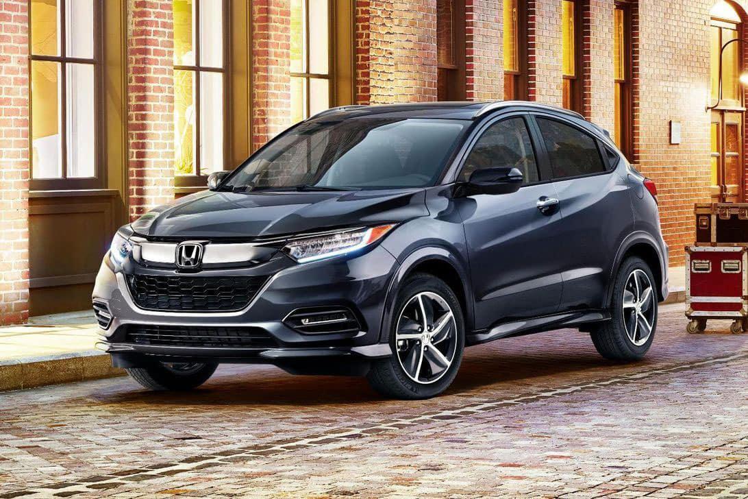 Honda HR-V Exterior