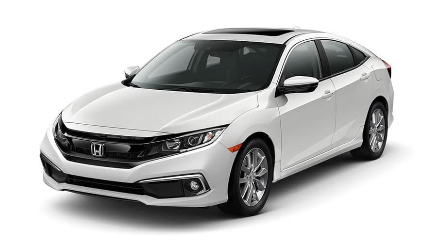 2020 Honda Civic Sedan EX-L
