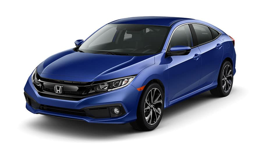 2021 Honda Civic Sedan Sport