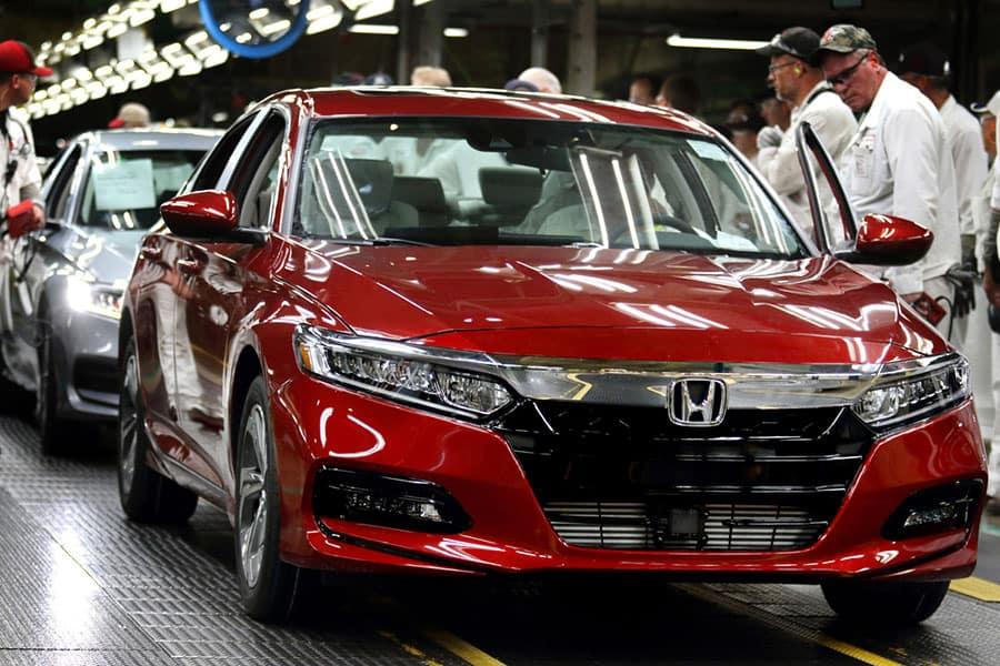 2019 Honda Clarity Assembly