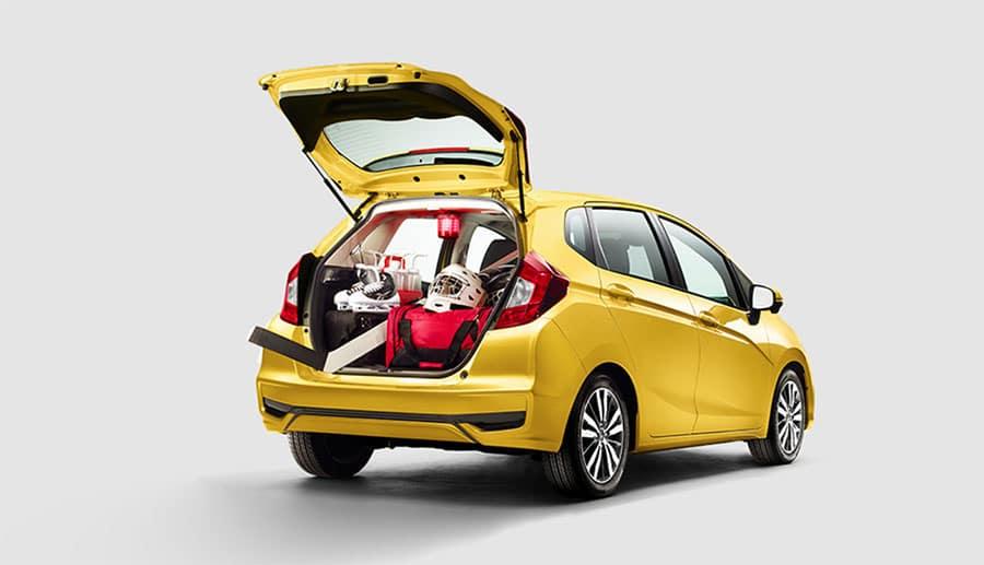 2020 Honda Fit Interior Magic Seat