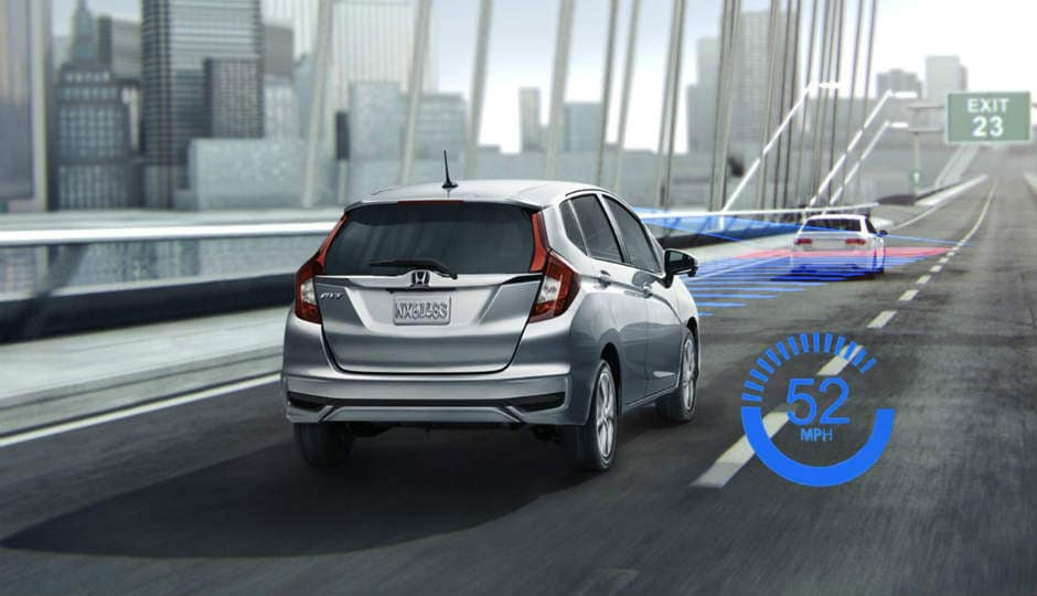 2020 Honda Fit Safety Features