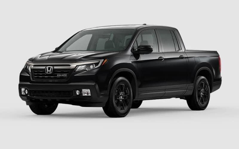 Honda Ridgeline Black Edition (AWD Standard)