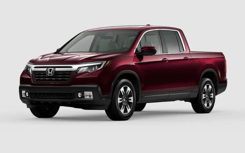 Honda Ridgeline RTL (AWD Available)