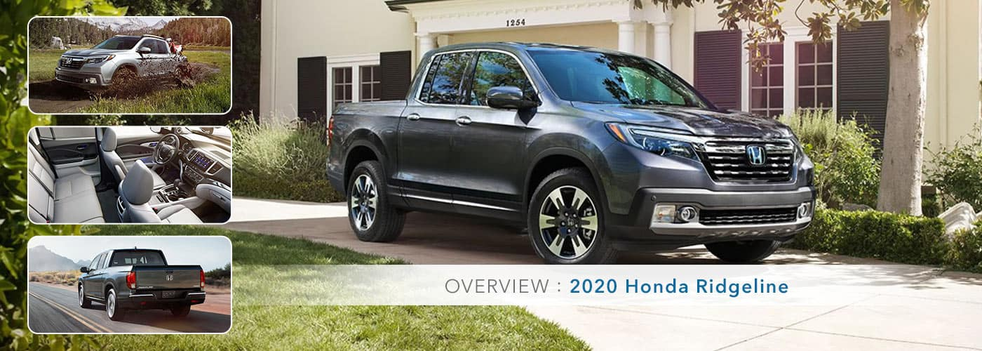 2020 Honda Ridgeline Review Ann Arbor Michigan