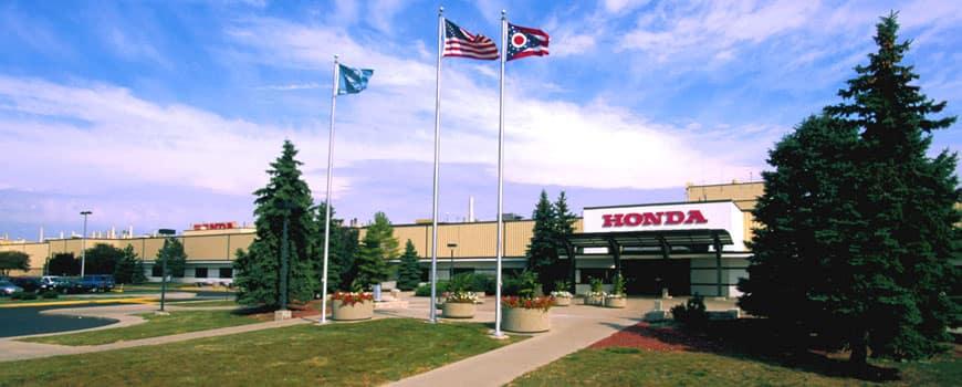 Honda Marysville Assembly Plant