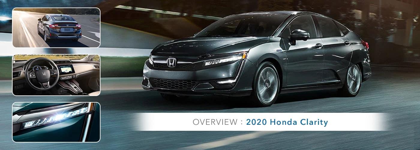 2020 Honda Clarity Review Ann Arbor Michigan