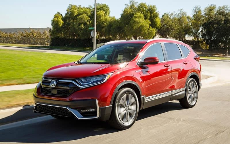 About Honda CR-V Hybrid