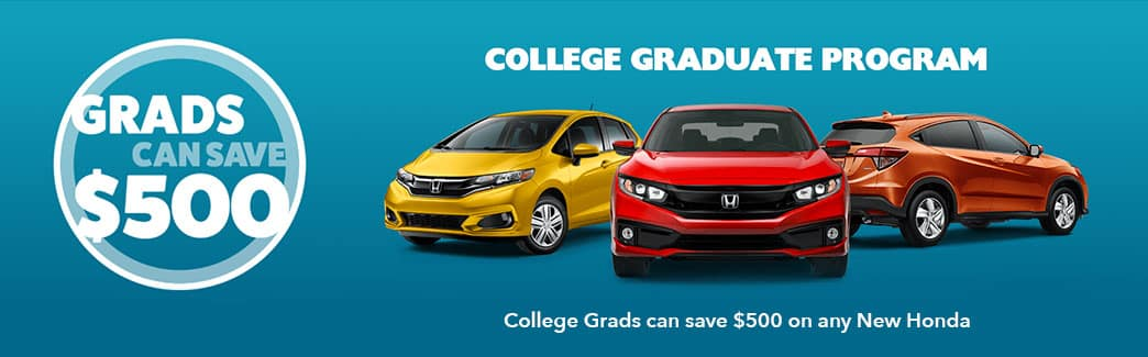 Honda College Grad Program Ann Arbor