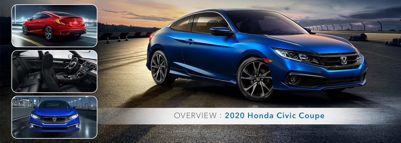 2020 Honda Civic Coupe Model Overview at Germain Honda of Ann Arbor