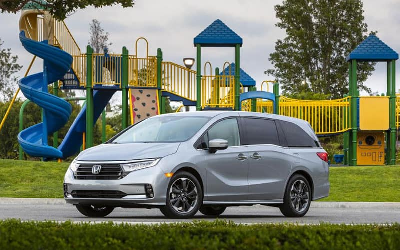 Honda Odyssey Versatility