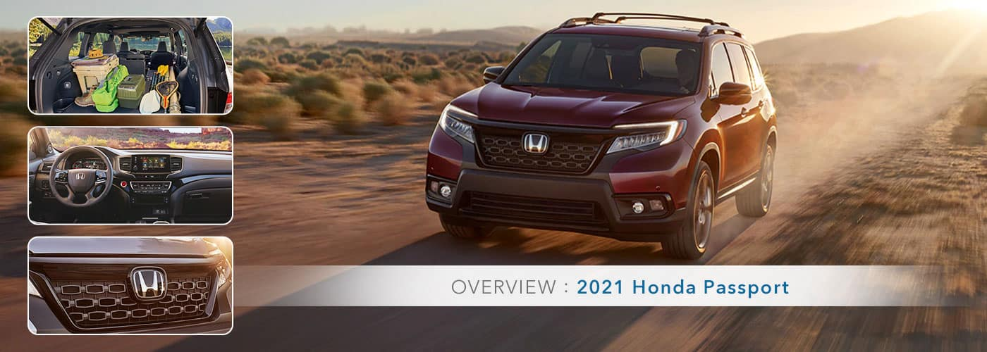 2021 Honda Passport Model Review at Germain Honda of Ann Arbor