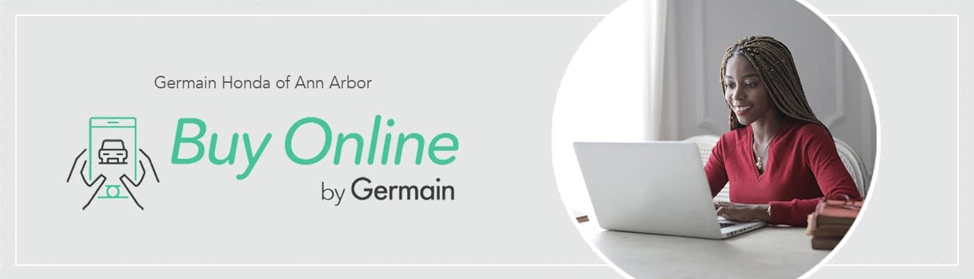 Buy Online - Germain Honda of Ann Arbor