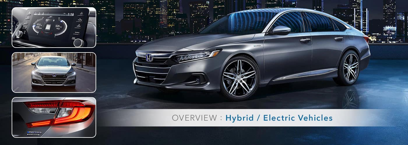 Honda Hybrid and Electric Vehicles Overview at Germain Honda of Ann Arbor