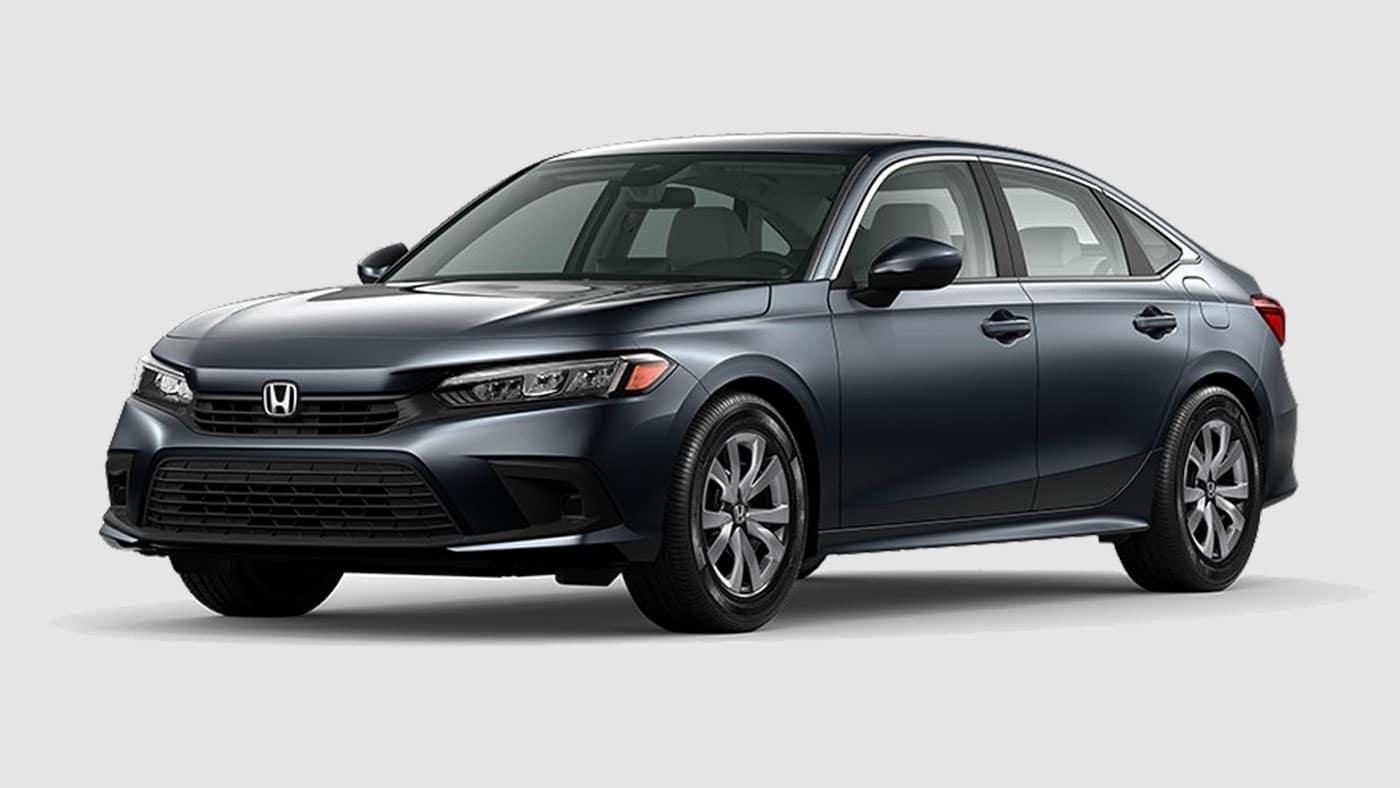 2022 Honda Civic Sedan in Ann Arbor