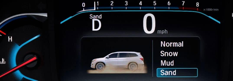 Honda Intelligent Traction Management System