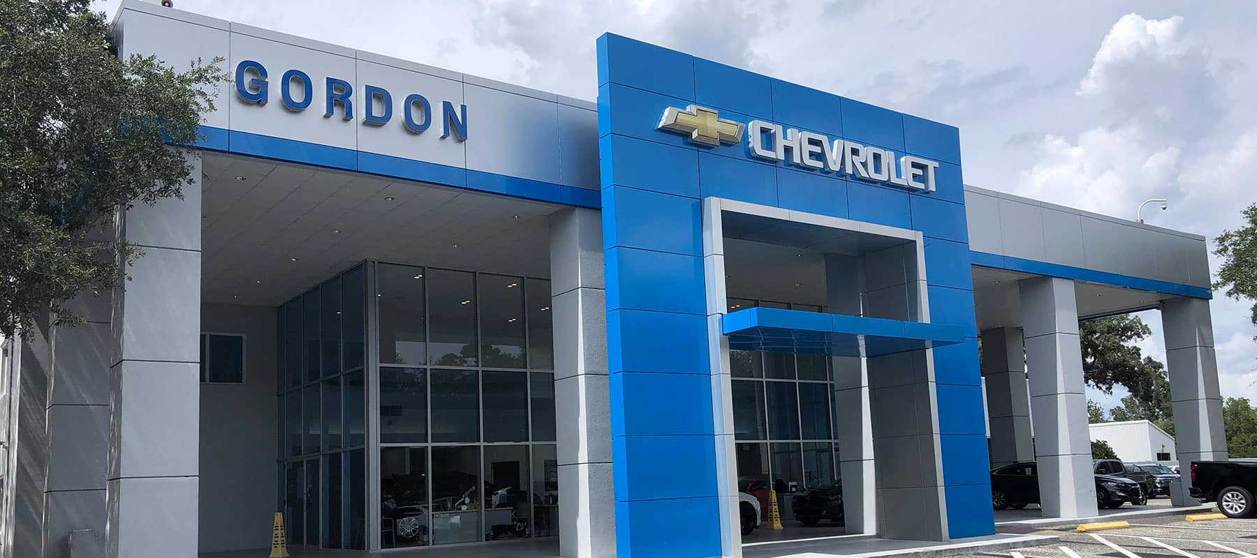 Gordon Chevrolet Chevrolet Dealer In Orange Park Fl