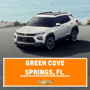 Chevy Dealer Near Green Cove Springs, FL