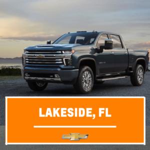 Chevy Dealer Near Lakeside, FL