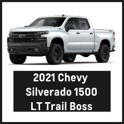 Chevy Trail Boss