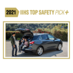 Chevy Equinox Top Safety Pick