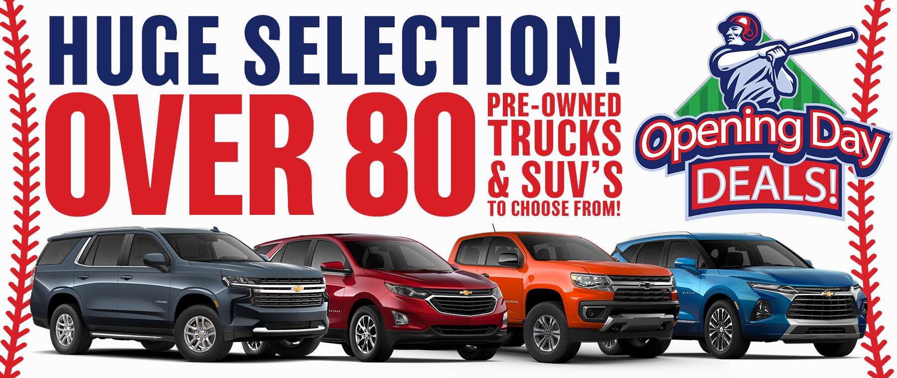 Huge Selection of Pre-Owned