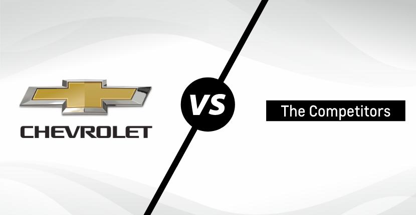 Chevrolet vs Competitors
