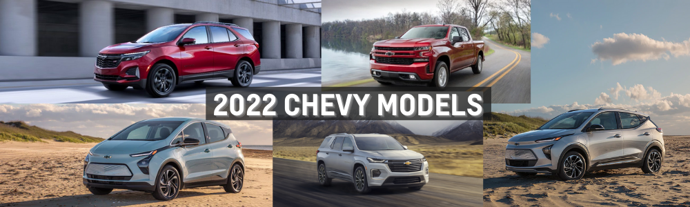2022 Chevy Models
