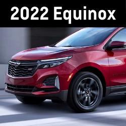 2022 Chevy Equinox