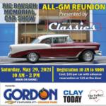 Ric Rausch Car Show Gordon Chevy
