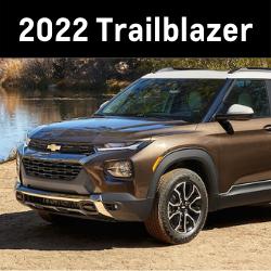 2022 Chevy Trailblazer