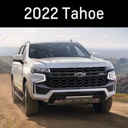2022 Chevy Tahoe