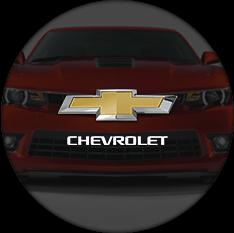 Green Chevrolet