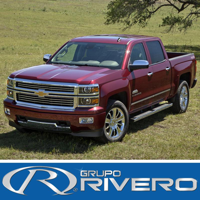 Cheyenne High Country La Nueva Pickup 4x4 De Chevrolet