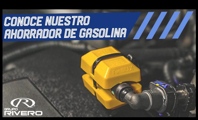 Ahorrador de gasolina Grupo Rivero