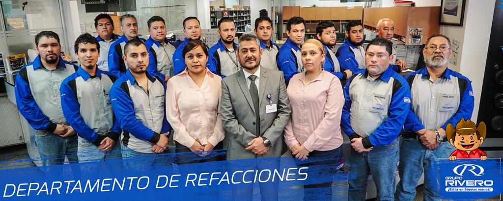Grupo Rivero Refacciones