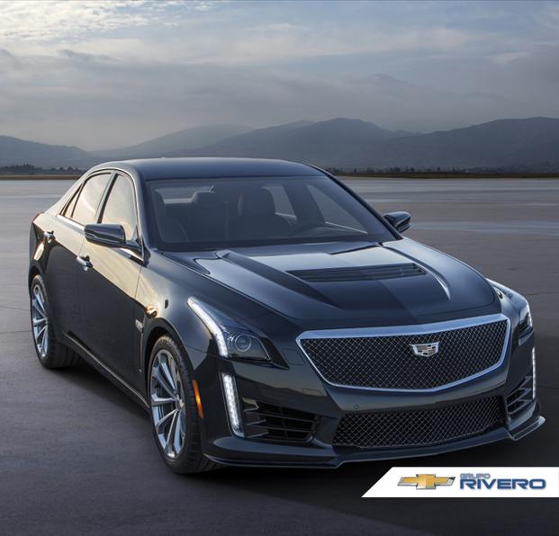 2015 Cadillac Cts V Coupe Special Edition Announced: Cadillac CTS-V 2016, El Nuevo Deportivo De Lujo En Monterrey