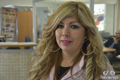 Silvia Cavazos