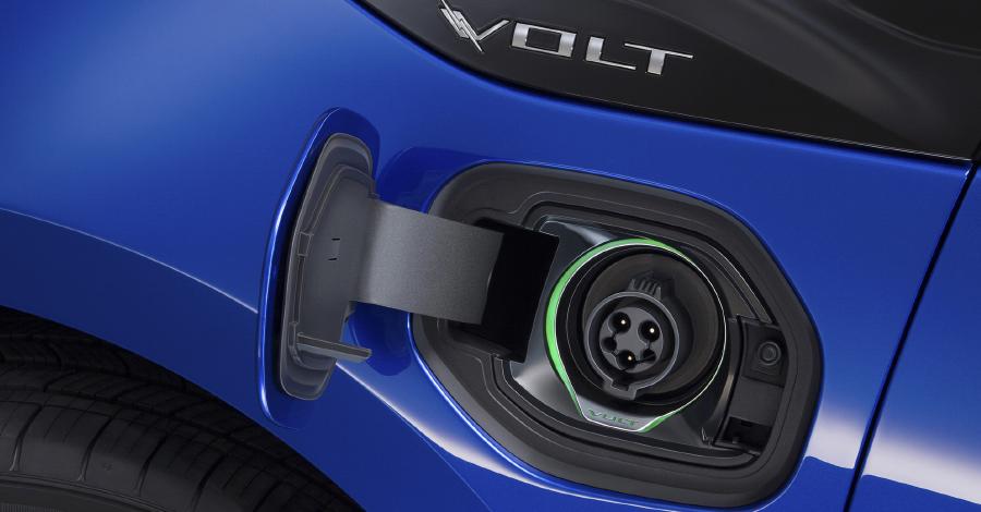 Chevrolet Volt 2017 en Monterrey