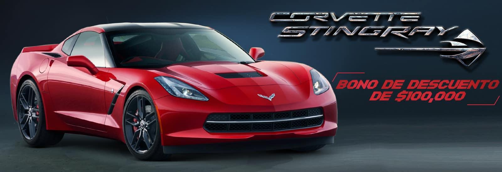 corvette stingray 2017 en monterrey