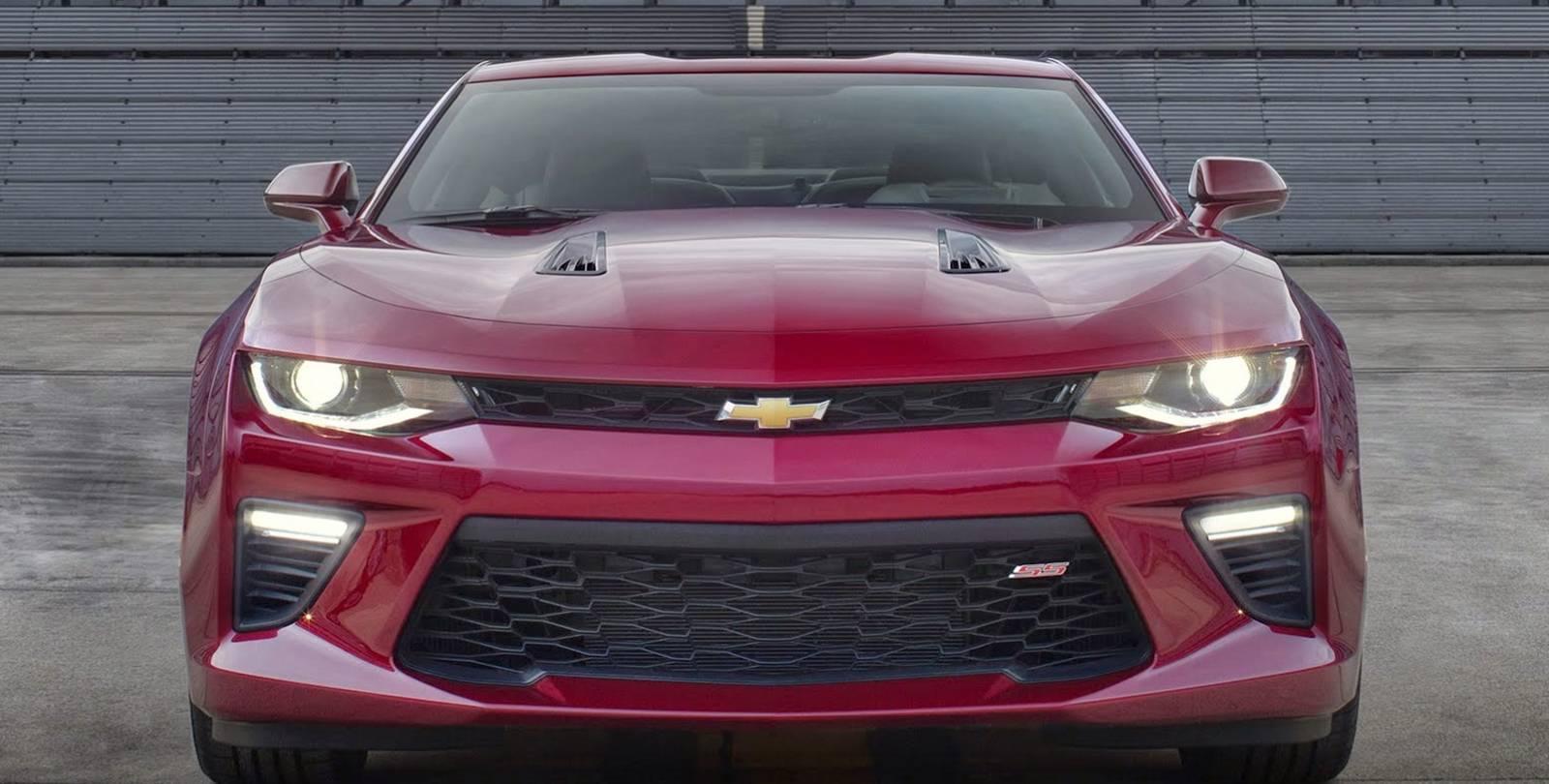 chevrolet camaro coupe 2017 en monterrey
